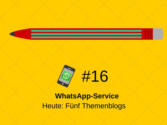 WhatsApp-Service #16