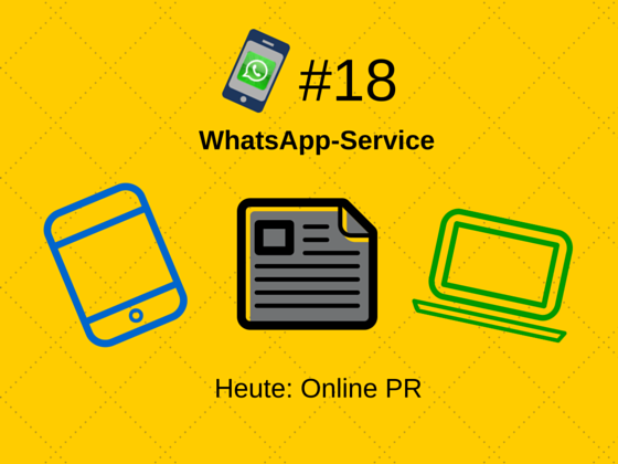 WhatsApp-Service #18